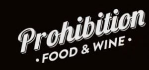 Prohibition Food and Wine: 2017 Camberwell Sharks Sponsor